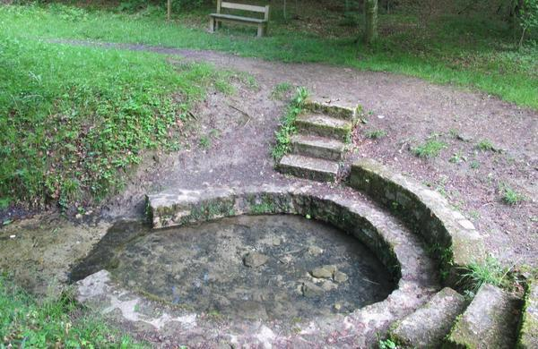 fontaine d`orfond