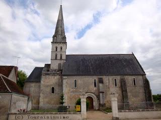 Egliose Saint Leubais